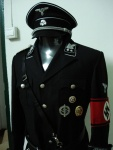 Nazi SS Afghanistan Gestapo